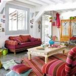 2012 Renkli Oda Tasarımları