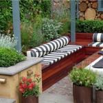 2014 Bahçe Dekorasyonu Fikirleri
