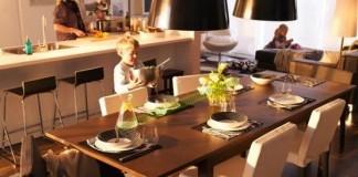 2014 ikea Mobilya Yemek Odası Takımları ve Fiyatları