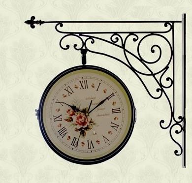 2015 Dekoratif Duvar Saati Modelleri » Dekorasyon Modası