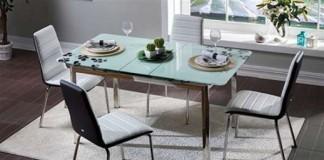 2016 mutfak masa sandalye modelleri