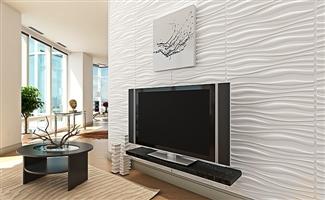 Prestij 3 Boyutlu Duvar Paneli | 3D Duvar Paneli | E TABLO