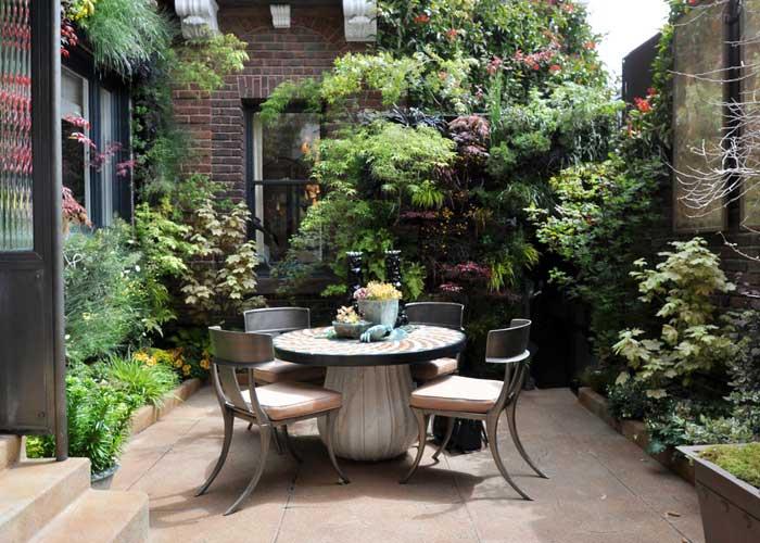 35 Bahçe Dekorasyonu