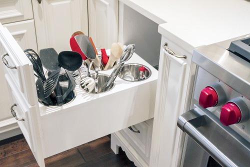 5 adımda daha kullanışlı ve sade bir mutfak