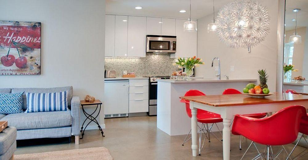 Açık Mutfak Salon Tasarımları › Modelleri Fiyatları 2015