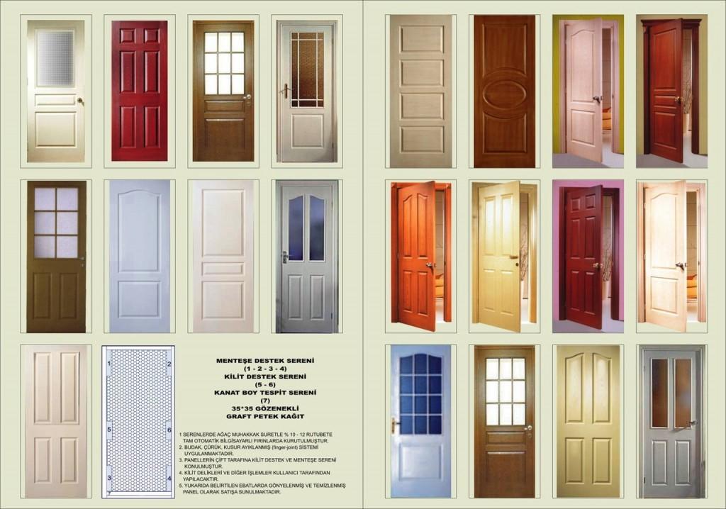 Amerikan Kapı Renkleri Dekorize Dekorasyon Malzemeleri