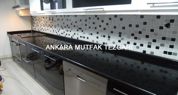 Ankara Granit Mutfak Tezgahı