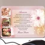 Anneler Günü Hediyesi HDF Çerçeve