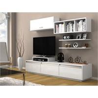 Arya Tv Ünitesi Beyaz / Cordoba Fiyatı