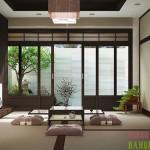 Asya Tarzı Dekorasyon Stili