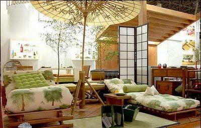 Asya Tarzı Dekorasyon, Uzak Doğu Stili