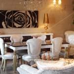 Avangarde Yemek Odası Mobilyaları, Yemek Masası, Sandalye