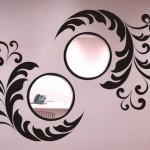 Ayna sticker modelleri