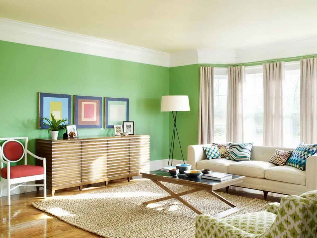 Living Room Wall Colors Exterior Color Schemes And Mirror Wall