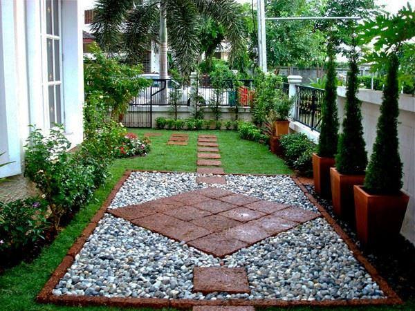 Bahçe Dekorasyon Fikirleri 2015