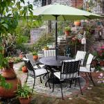 bahçe dekorasyon örnekleri modelleri