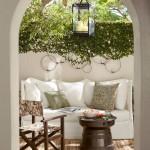 Balkon bahce aksesuar ve dekorasyon ornekleri — Resimli Yemek