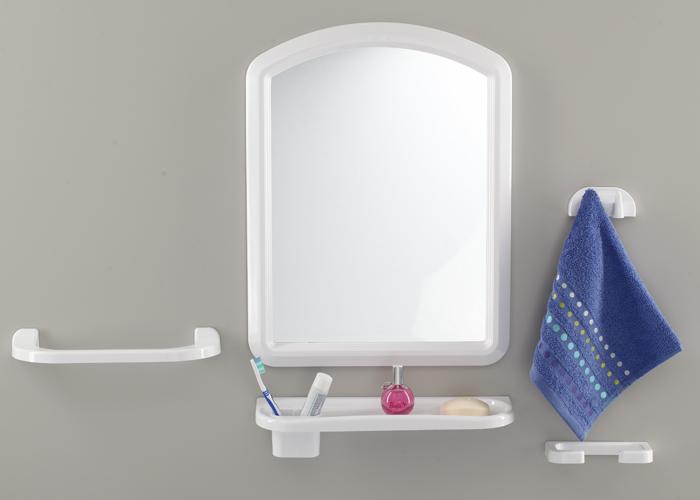 Banyo Ayna Takımları « Plastic Bathroom Mirror Set
