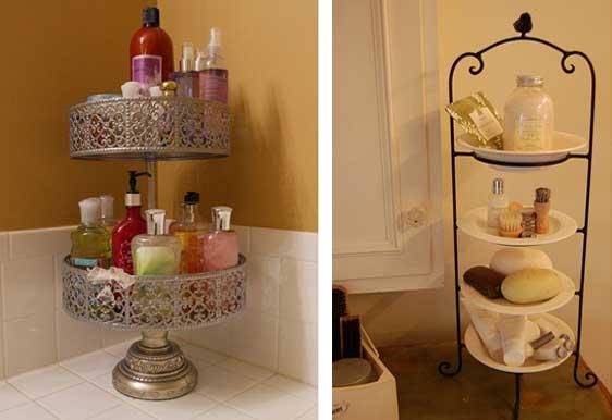 Banyoda Havlu ve Sabun Sunumu