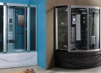 Bauhaus 2015 Modern Duşakabin Modelleri