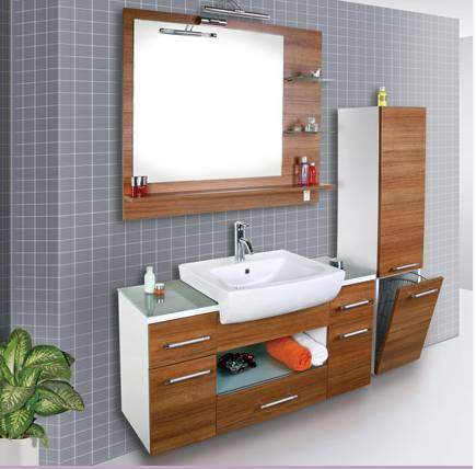 Bauhaus Banyo Dolabı Modelleri