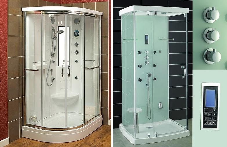 Bauhaus duşakabin modelleri