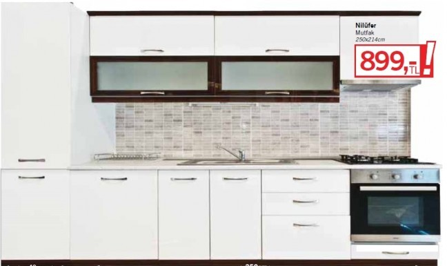 Bauhaus hazır mutfak modelleri ve fiyatları › Binbir Dekor