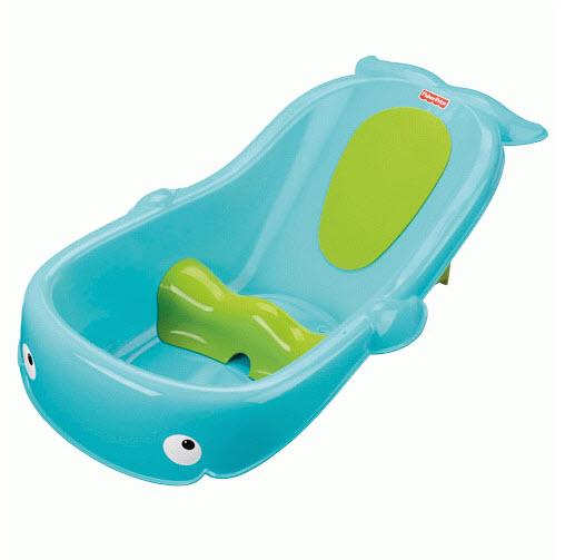 Bebeğimiz İçin Banyo Keyfi
