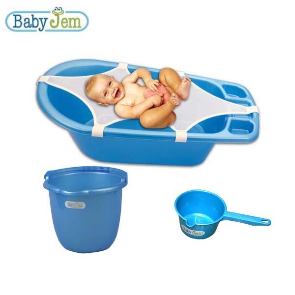 Bebek Küvetleri, Baby Jem Bebek Banyo Küvet Seti