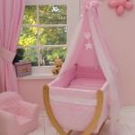 Bebek odası cibinlik modelleri