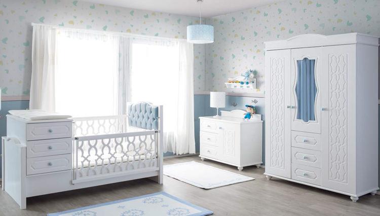 Bebek OdasıBalhome Mobilya
