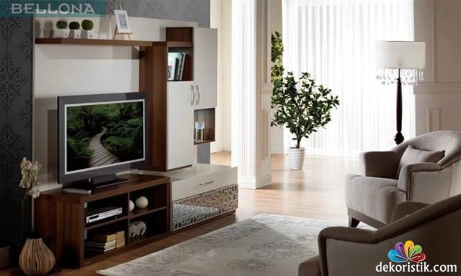 Bellona Mobilya Premium Duvar Üniteleri