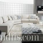 beyaz oturma odasi