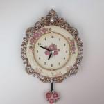 Birbirinden Güzel 11 Dekoratif Duvar Saati Modeli 2016