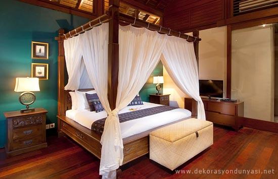 Cibinlikli Yatak Odaları