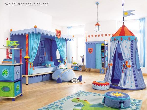 Çocuk Odası Dizaynı