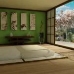 DEKORASYON BİLGİLERİ: Zen stili yatak odası dekorasyonu
