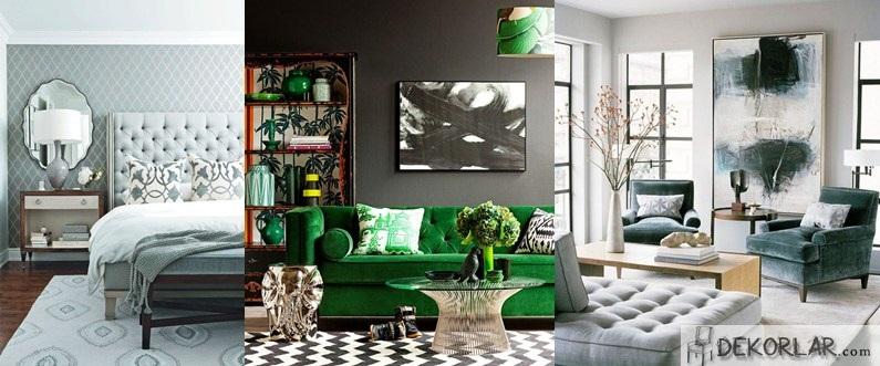 Dekorasyonda Renklerin Önemi ve Kullanımı
