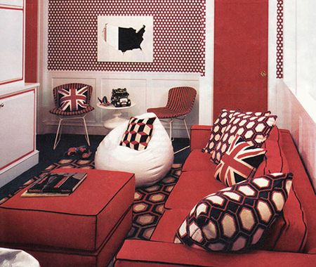 Dekorasyonda Renklerin Psikolojik Etkileri