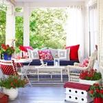 Dekoratif Balkon ve Veranda Aksesuarları