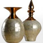 Dekoratif Salon Vazo Süs Eşyası Modelleri » Dekorasyon Modası