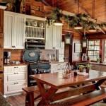 DekorHobi » En Güzel 10 Rustik Mutfak Tasarımı 4