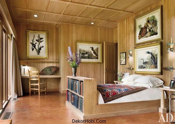 DekorHobi » Rustik Yatak Odası Mobilyaları