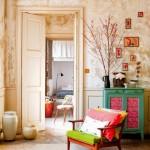 Dışavurum: Renkli odalar