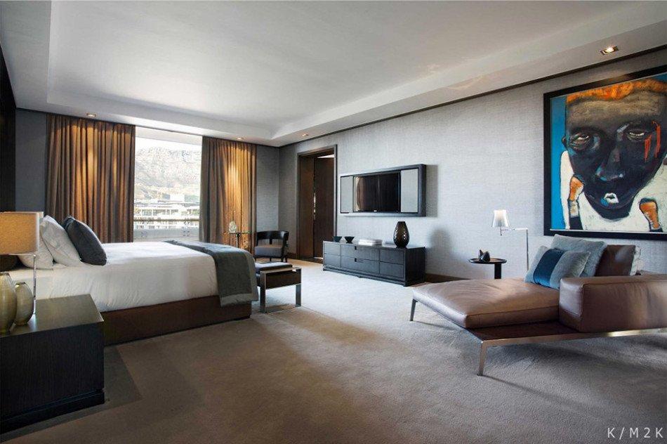 Dubleks Ev Teras Yatak Odası Dekorasyonu » Dekorasyon Modası
