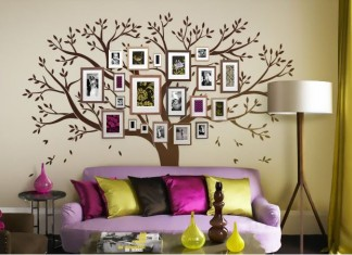 Duvar Dekorasyonu ve Dekoratif Stickerlar