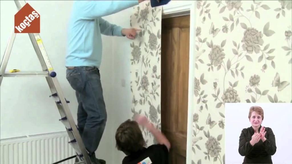Duvar Kağıdı Nasıl Yapıştırılır