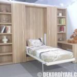 DUVARA Monte Tek Kişilik Yatak Modelleri İle Dekorasyon