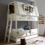 Eğlenceli çocuk odası yatak tasarımları 2015