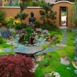 En Güzel Bahçe Dekorasyonu Projeleri